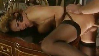 Extreme Vintage DP Anal Water Sports Milfs Pt 1