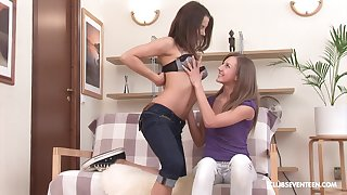 Inna and Jenny Lover deffinitely find worthwhile in all events to please their desires