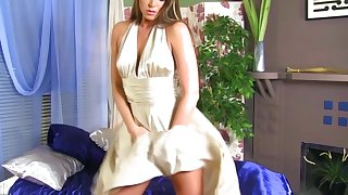 Girls compilation using Dresses with sensual stench Drooled