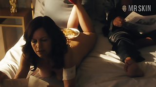 Nude compilation video featuring Carla Gugino and other hot actresses