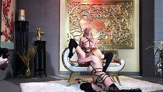 Harsch lesbian possession slave lick mistress ass pussy