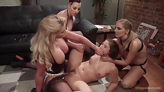 Dyke Proscribe 3: Abella Danger Fisted, Dpd And Dominated